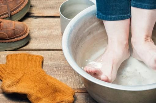 7 liệu pháp tự nhiên giúp chữa chứng phù nề