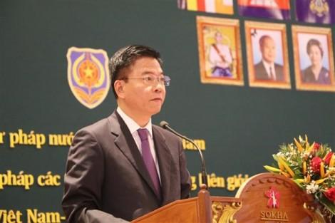 Vietnam, Cambodia border provinces convene judicial conference