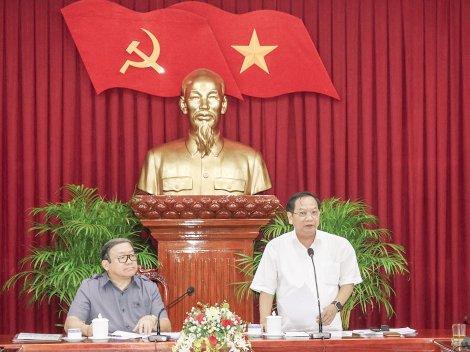 Chuẩn bị chu đáo Hội nghị Thủ tướng Chính phủ đối thoại với nông dân năm 2019 tại Cần Thơ