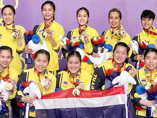 Nam Indonesia, nữ Thái Lan bảo vệ thành công HCV môn cầu lông