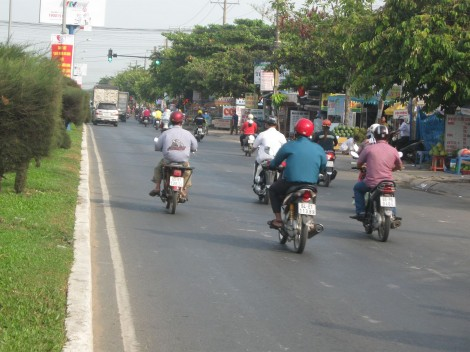 Xử lý nghiêm tội vi phạm quy định về tham gia giao thông đường bộ