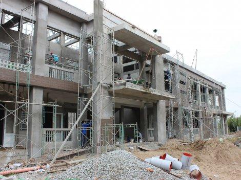 Phong Điền nỗ lực đầu tư hạ tầng đô thị sinh thái