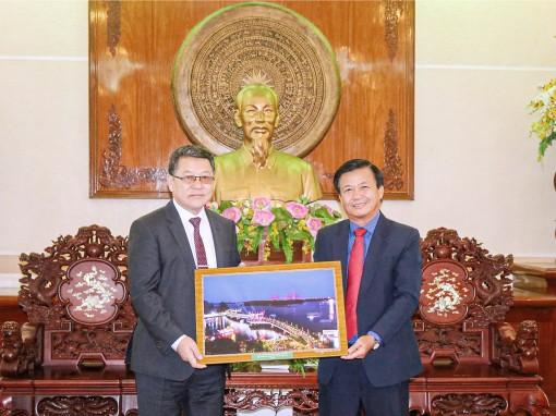 Thúc đẩy hợp tác, xuất khẩu hàng hóa, nông sản có thế mạnh giữa TP Cần Thơ và Mông Cổ