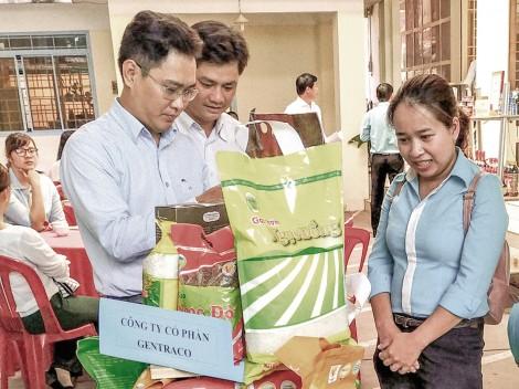 Khuyến khích sản xuất,  tiêu thụ nông sản an toàn