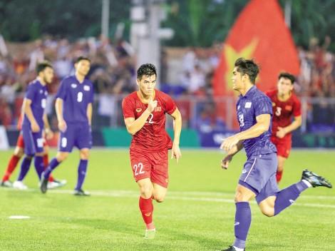 """U22 Việt Nam giải """"cơn khát"""" HCV SEA Games?"""