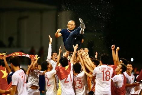 Việt Nam giành HCV môn bóng đá nam SEA Games