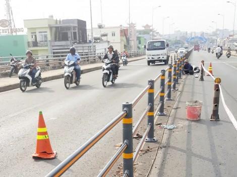 Tăng cường kiểm tra, duy tu, sửa chữa cầu, đường giao thông