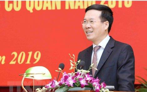 Xây dựng Đảng và hệ thống chính trị ở Việt Nam trong tình hình mới