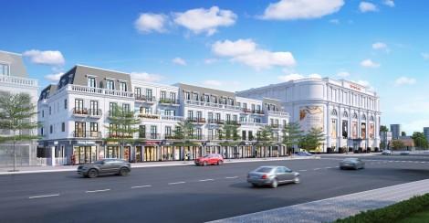Vingroup ra mắt tổ hợp nhà phố thương mại đẳng cấp đầu tiên tại Mỹ Tho – Tiền Giang