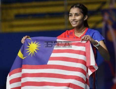 Cầu lông Malaysia gây bất ngờ