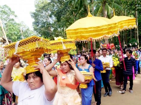Trà Vinh khai thác văn hóa Khmer để phát triển du lịch