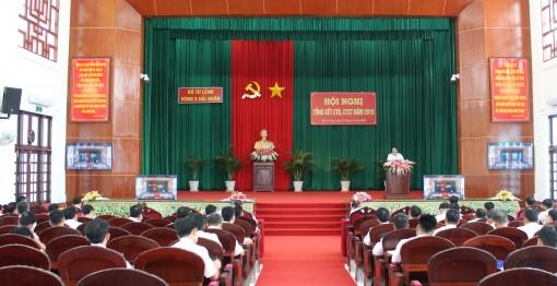 Vùng 5 Hải quân: Hội nghị tổng kết công tác đảng, công tác chính trị năm 2019