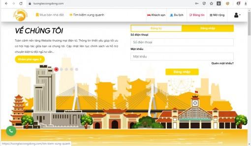 Nắm bắt xu hướng đầu tư bất động sản tại tuongtaccongdong.com