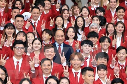 PM hails efforts of Vietnam sports delegation at SEA Games 30