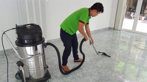 Nhộn nhịp dịch vụ dọn nhàcuối năm