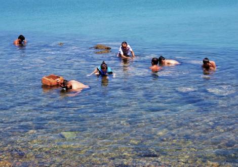 Ngắm vẻ đẹp mê hồn của quần đảo Hải Tặc