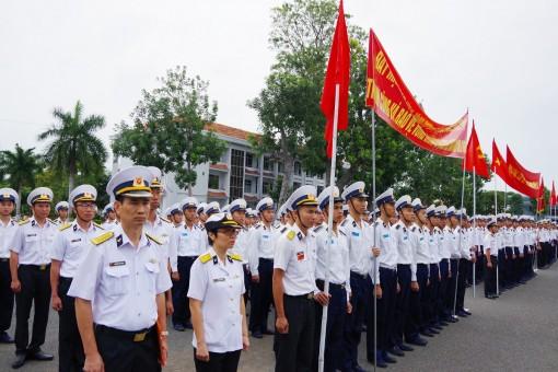 Học viện Hải quân: Phát động thi đua chào mừng kỷ niệm 90 năm Ngày thành lập Đảng Cộng sản Việt Nam và mừng Xuân Canh Tý 2020