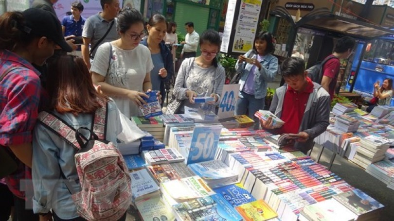 HCM City's Book Street celebrates 4th birthday