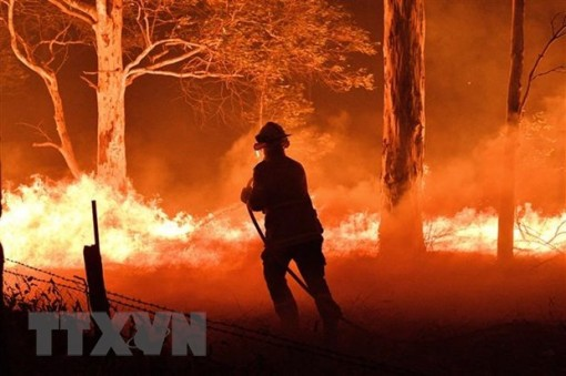Sympathies extended to Australia over wildfires