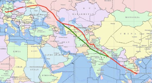Vietnam Airlines re-routes flights to avoid areas of conflict in Middle East