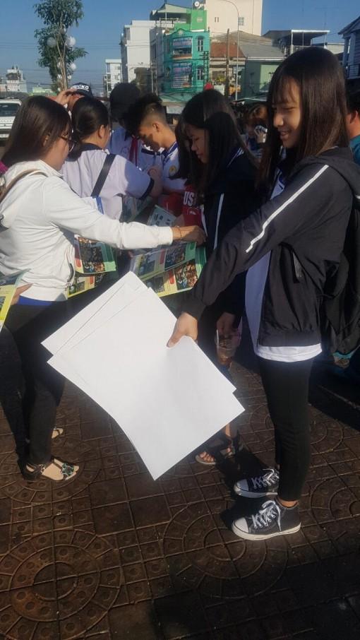 Tuổi trẻ phường Thốt Nốt đảm bảo an toàn giao thông