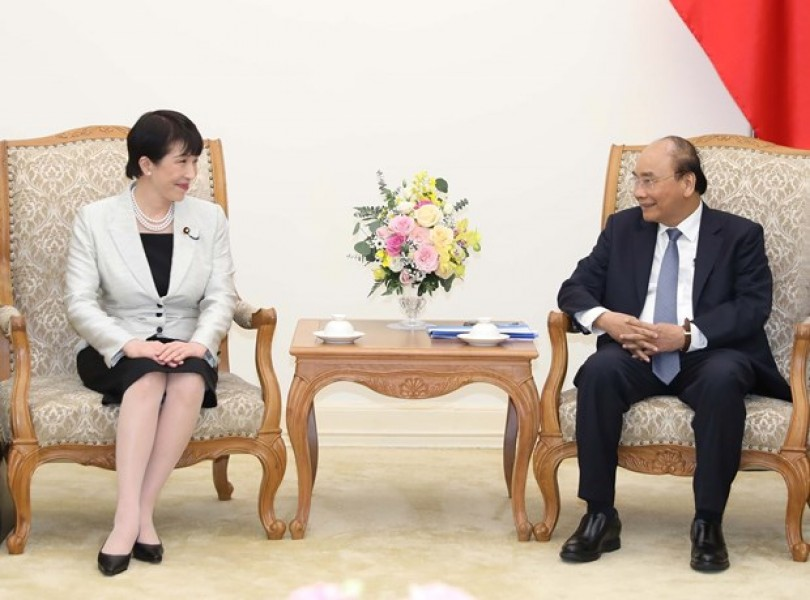 Vietnam wants to cooperate with Japan in developing e-government: PM