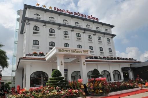 """Khách sạn Bông Hồng giải """"cơn khát"""" nơi lưu trú cho TP Sa Đéc"""