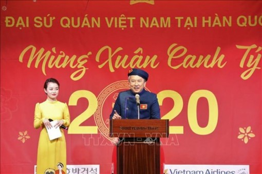 Vietnamese abroad celebrate traditional New Year