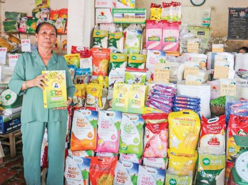 Cận Tết, sức mua các loại gạo thơm, ngon tăng mạnh