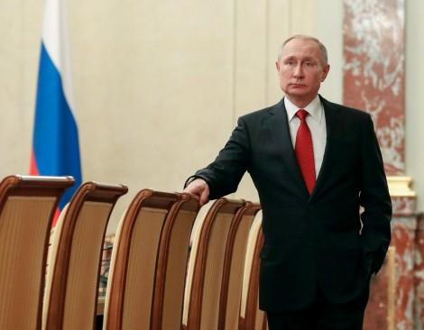 Ông Putin chuẩn bị cho tương lai?