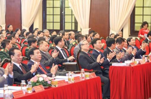 """Hội thảo """"Đảng Cộng sản Việt Nam - Trí tuệ, bản lĩnh, đổi mới, vì độc lập dân tộc và chủ nghĩa xã hội"""""""