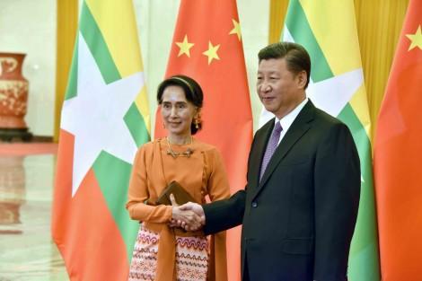 Tham vọng Ấn Độ Dương của Trung Quốc