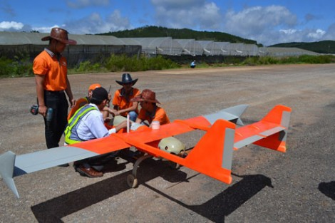 Quản lý chặt chẽ tàu bay không người lái và phương tiện bay siêu nhẹ