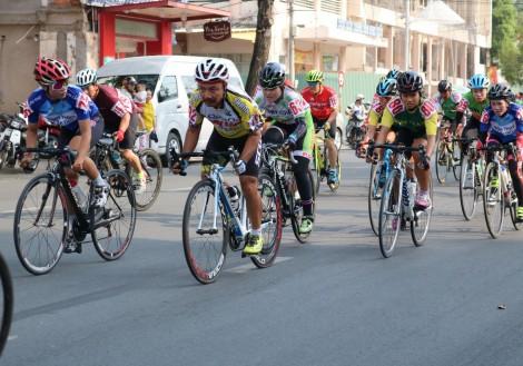 Hấp dẫn Giải đua xe đạp TP Cần Thơ mở rộng năm 2020
