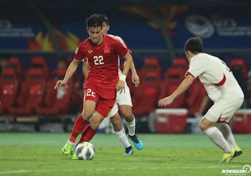 """U23 Việt Nam """"dừng bước"""" ở vòng chung kết U23 châu Á 2020"""