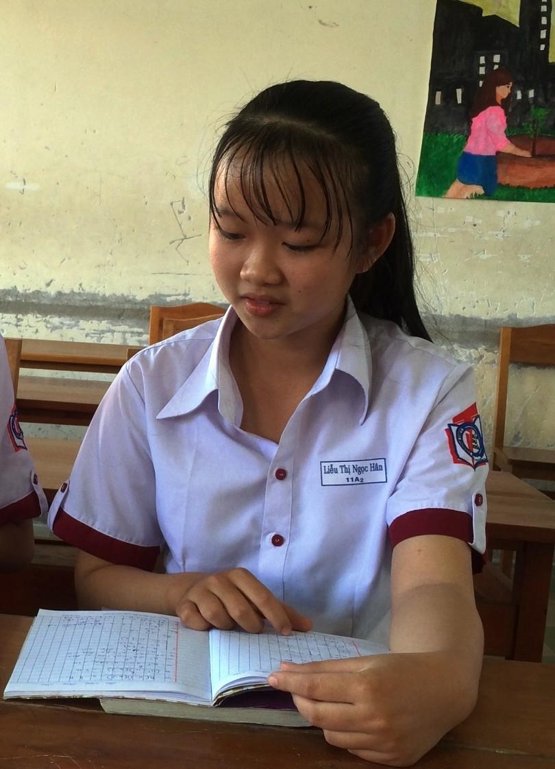 Học trò nghèovượt khó
