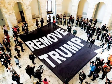 Chính thức mở phiên tòa luận tội ông Trump