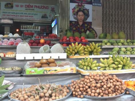 Chọn trái cây tươi ngon, an toàn cho mâm ngũ quả