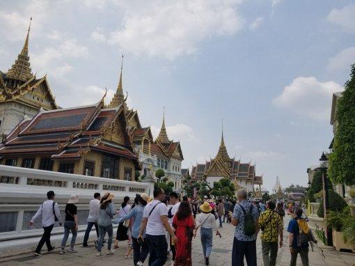 Nét đẹp kiến trúc Cung điện Hoàng gia Thái Lan