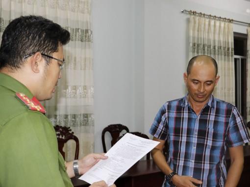 Khởi tố, tạm giam đối tượng đăng bài chống phá Nhà nước