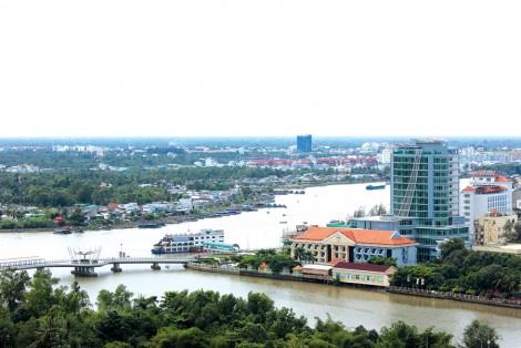 Xứng tầm đô thị trung tâm vùng sông nước Cửu Long
