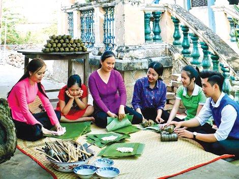 Phát triển bền vững từ văn hóa bản địa