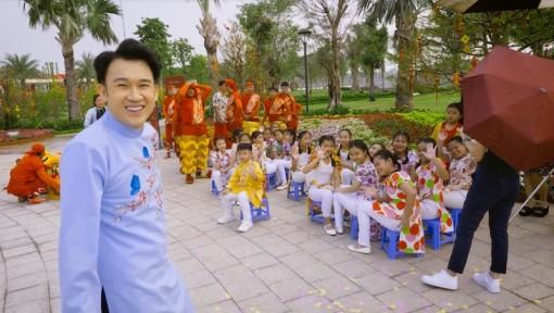 Dương Triệu Vũ bật mí hậu trường MV Tết với bối cảnh hoành tráng và thời gian thực hiện kỷ lục