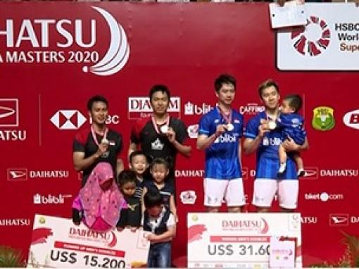 """Để """"Vương quốc cầu lông Indonesia"""" trở lại..."""