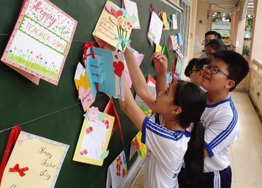 Tín hiệu vui trong dạy và học ngoại ngữ