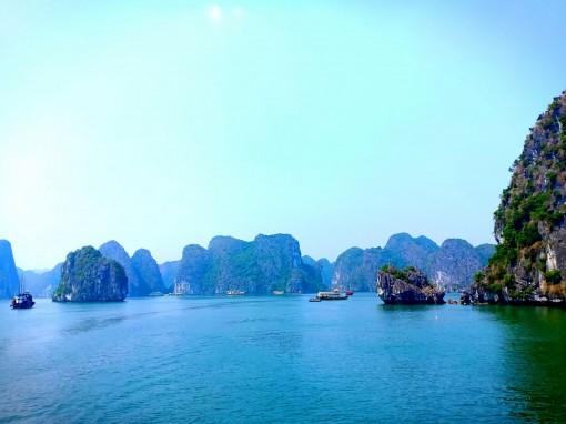 """Vịnh Lan Hạ - """"Nàng thơ"""" đất Cảng"""