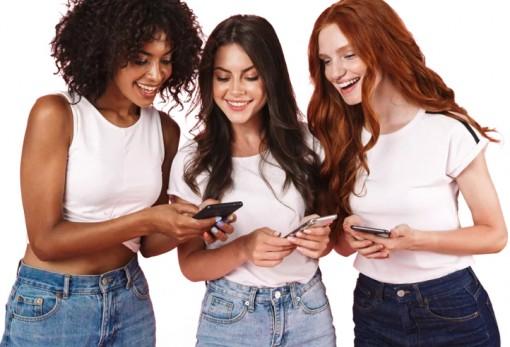 Giggle - mạng xã hội mới dành riêng cho nữ