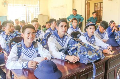 Hôm nay, 1.612 thanh niên ưu tú của TP Cần Thơ nhập ngũ bảo vệ Tổ quốc