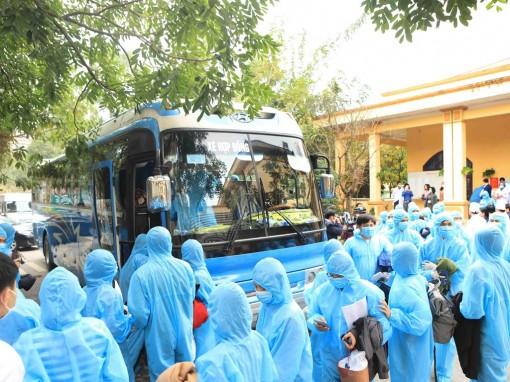 Bộ Y tế cử Tổ công tác  thường trực 24/7 hỗ trợ  Vĩnh Phúc chống dịch COVID- 19