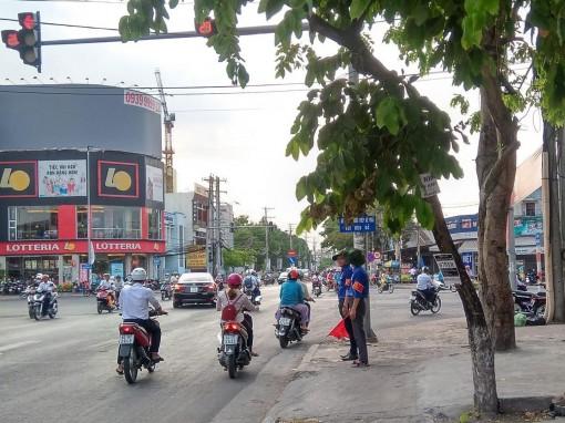 Đoàn viên tham gia đảm bảo an toàn giao thông